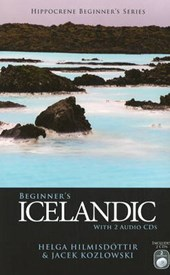 Beginner's Icelandic with 2 Audio CDs [With 2 CDs]