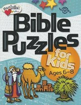 Bible Puzzles for Kids | Becker, Karen Jessie ; Bolton, Barbara ; Friesen, Helen ; Hayes, Theresa |