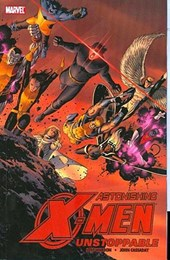 Astonishing X Men 4