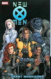 New X-Men | Grant Morrison & John Paul Leon |