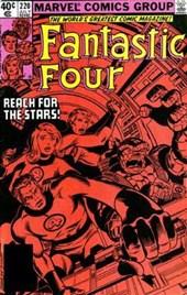 Fantastic Four Visionaries