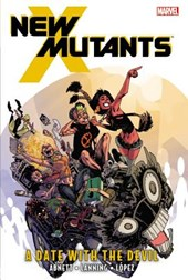 New Mutants Date with the Devil