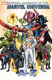 Official Handbook of the Marvel Universe A to Z, Volume