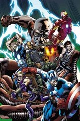 Ultimate Comics Avengers by Mark Millar | Mark Millar |