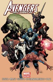 Avengers | Mike Costa |