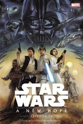 Star wars : episode iv - a new hope (remasterd edition)