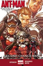 Ant-man (01): second-chance man