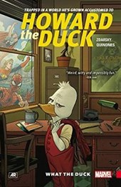 Howard the duck: what the duck