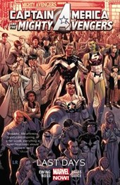 Captain America & the Mighty Avengers