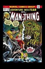 The Man-Thing 1 | Steve Gerber |