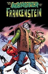The Monster of Frankenstein | Gary Friedrich |