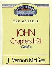 John Chapters 11-21