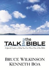 Talk Thru the Bible | Bruce Wilkinson |