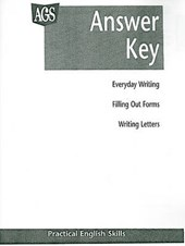 AGS Practical English Skills Answer Key |  |