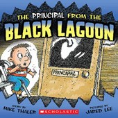 The Principal from the Black Lagoon | Mike Thaler |