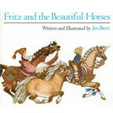 Fritz and the Beautiful Horses | Jan Brett |
