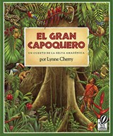 El Gran Capoquero / The Great Kapok Tree | Lynne Cherry |
