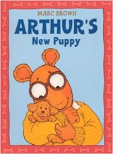 Arthur's New Puppy | Marc Tolon Brown |