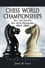 Chess World Championships | James H. Gelo |