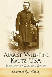 August Valentine Kautz, USA