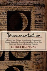 Documentation | Robert Hauptman |