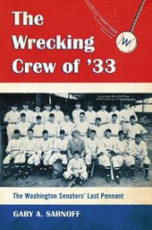 The Wrecking Crew of '33
