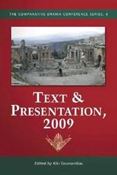 Text & Presentation,