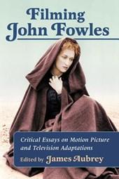 Filming John Fowles
