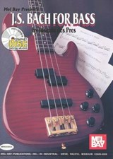 J. S. Bach for Bass [With CD] | Bach, Johann Sebastian; Des Pres, Josquin |