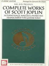 Complete Works of Scott Joplin for Guitar | Scott Joplin |