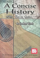 A Concise History of the Classic Guitar | Graham Wade |
