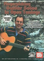Fingerpicking Guitar Solos in Open Tunings [With 3 CDs]