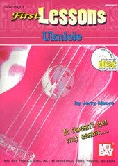 First Lessons Ukulele [With CD]