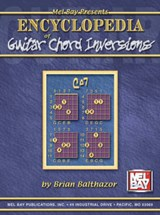 Encyclopedia of Guitar Chord Inversions | Brian Balthazor |