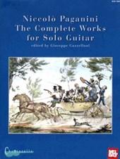 Niccolo Paganini, The Complete Works For Solo Guitar