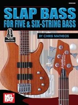 Slap Bass for Five & Six-string Bass | Chris Matheos |