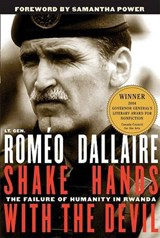 Shake Hands With The Devil | Dallaire, Romeo ; Beardsley, Brent |
