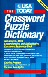 USA Today Crossword Puzzle Dictionary | Charles Preston |