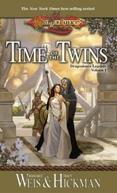 Time of the Twins | Weis, Margaret ; Hickman, Tracy |