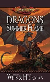 Dragons of Summer Flame | Weis, Margaret ; Hickman, Tracy ; Williams, Michael |