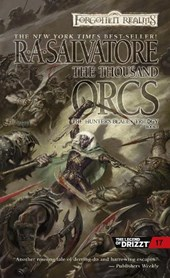 The Thousand Orcs | R. A. Salvatore |