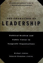 The Character of Leadership | Michael Jinkins |