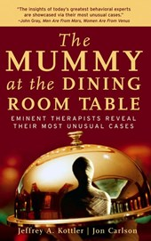 The Mummy at the Dining Room Table