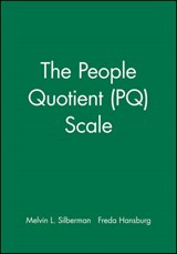 The People Quotient (PQ) Scale | Melvin L. Silberman |