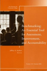 Benchmarking: An Essential Tool for Assessment, Improvement, and Accountability | Stella M. Flores |