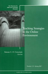 Teaching Strategies in the Online Environment