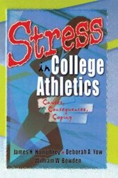 Stress in College Athletics (Tent