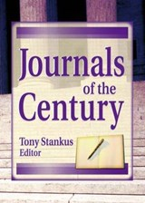 Journals of the Century | Jim Cole; Tony Stankus |