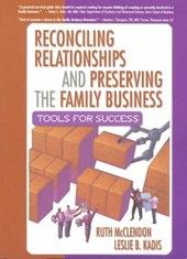 Reconciling Relationships and Preserving the Family Business