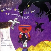 Brave Wolf and the Thunderbird | Joseph Medicine Crow |